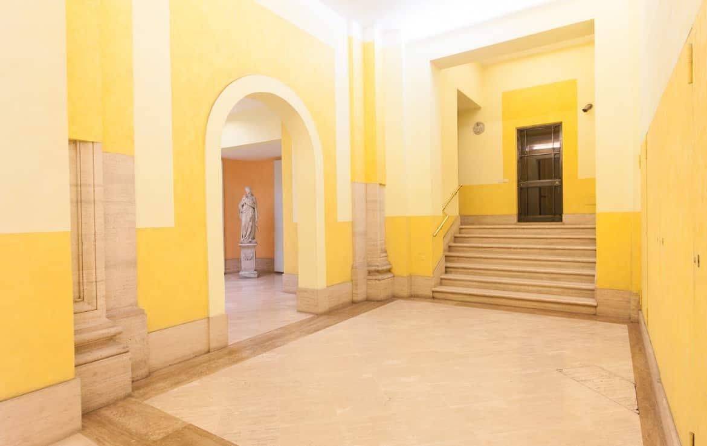 Atrio ingresso - Ufficio Roma - Via Quattro Novembre, 149 | COGERAM