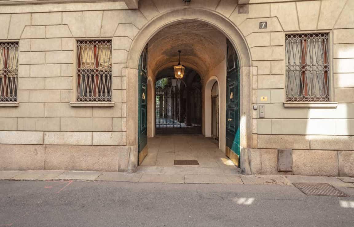 Portone via Morigi 7, Milano | COGERAM