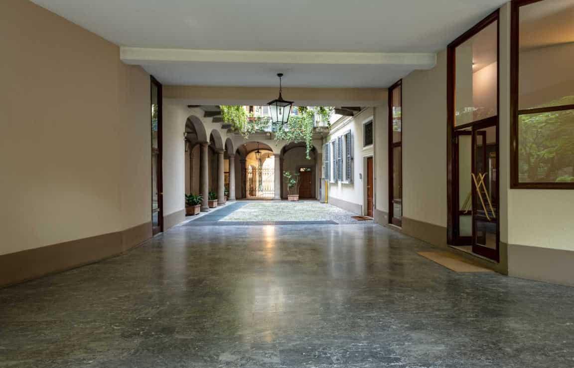 Ingresso - Ufficio e Appartamento via Morigi, 7 Milano | COGERAM