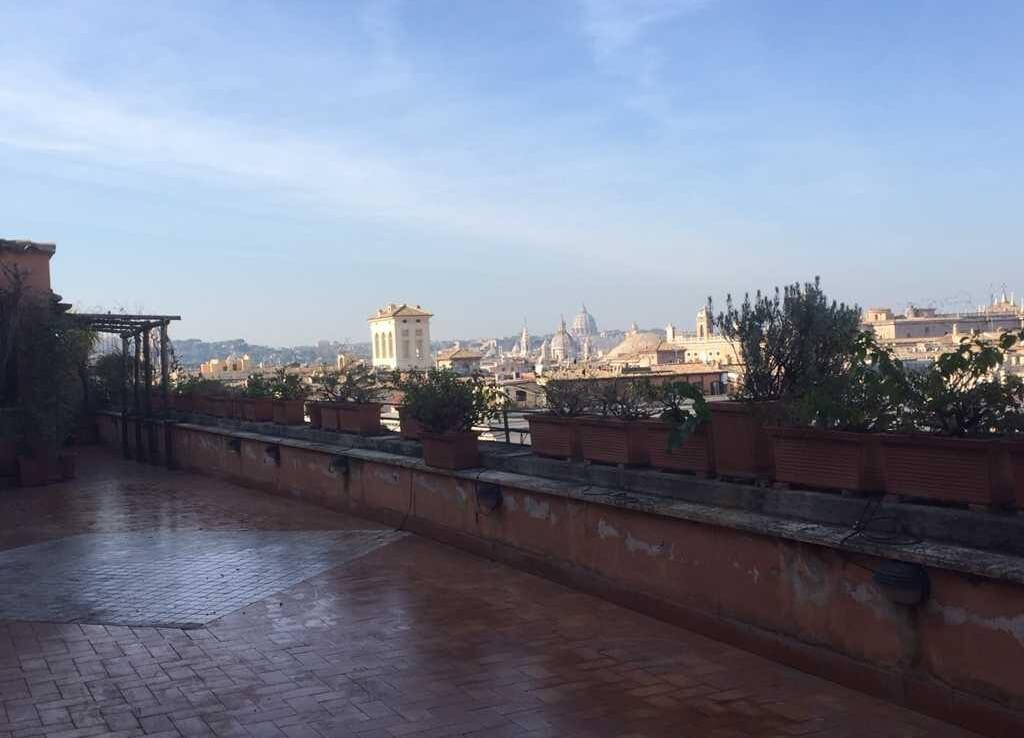 Vista Roma da Ufficio via quattro Novembre 114 Roma | COGERAM