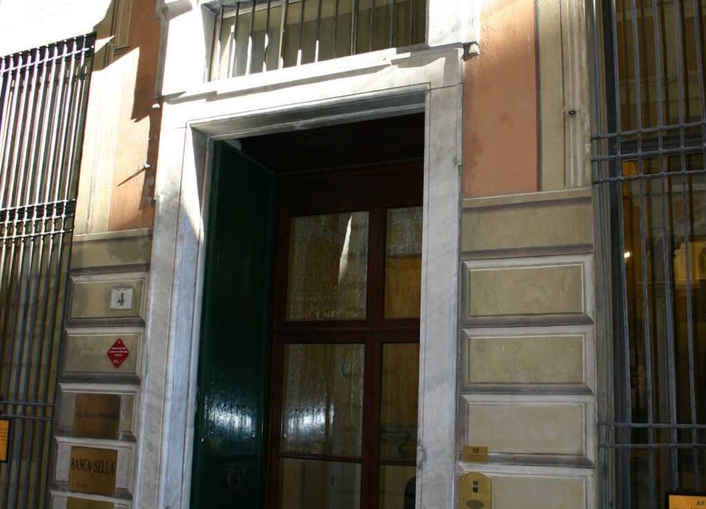 Portone Santa Caterina 4 Genova | COGERAM